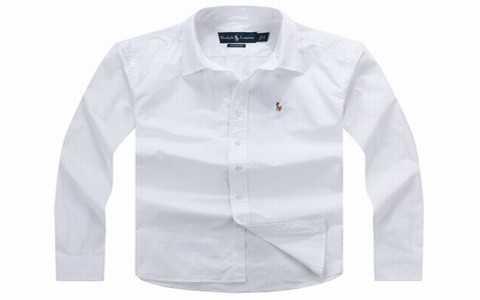 chemise manche longue ralph lauren pas cher 15e09eb333f