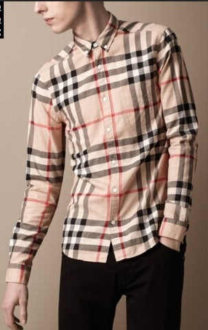 d26584a3e88 chemise homme burberry prix discount