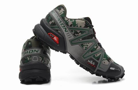 chaussures Salomon Sense Trek S Chaussure Lab LAR534j