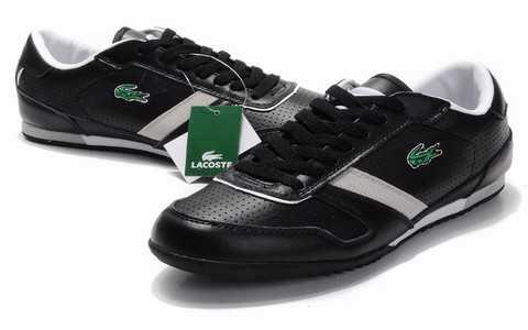 En Nouvelle Homme Soldes Chaussure Lacoste chaussures xqFqw7H4